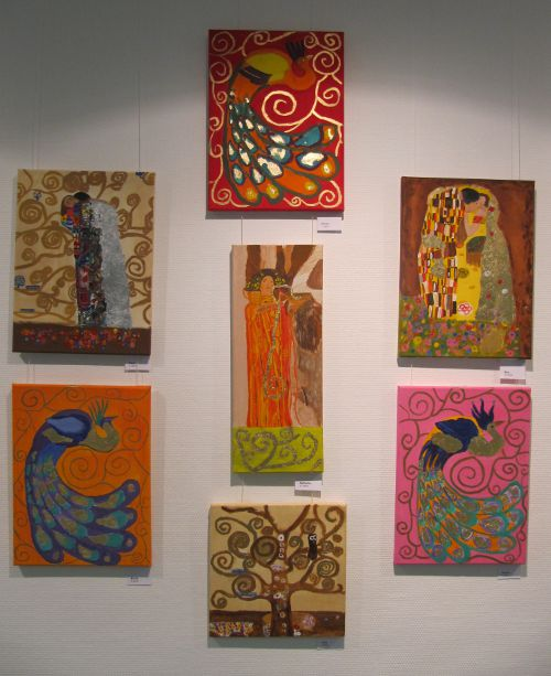 Gustav Klimt und das Ornament